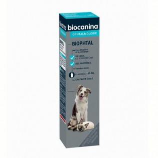 Biocanina Biophtal Nettoyant Yeux 125 ml