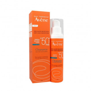 Avène Cleanance SPF50+ 50 ml