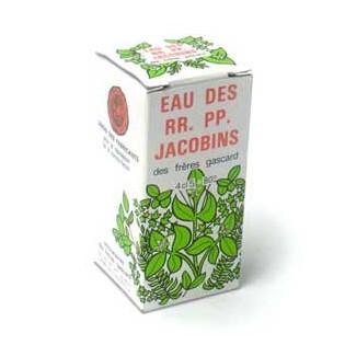 Eau des Jacobins des Frères Gascard 45 ml