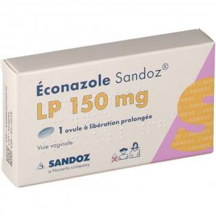 Éconazole 1 Ovule LP 150 mg Sandoz