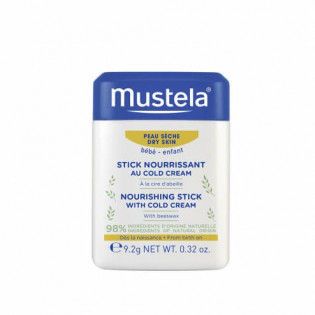 Mustela Bébé Stick hydra Cold cream 10G