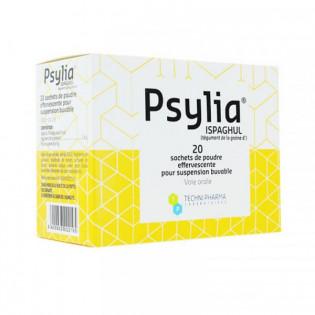 Psylia 20 sachets de poudre effervescente