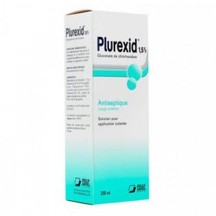 Plurexid 1,5% Antiseptique 250 ml