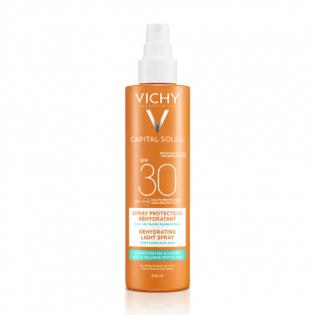Vichy Capital Soleil Spray Protecteur Réhydratant SPF30 200 ml