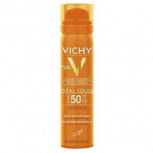 Vichy Idéal Soleil SPF50 Brume Fraîcheur Visage 75 ml