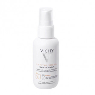 Vichy Capital Soleil UV-Âge Daily SPF50+ 40 ml