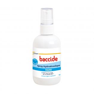 Baccide Spray Hydroalcoolique Mains 100 ml