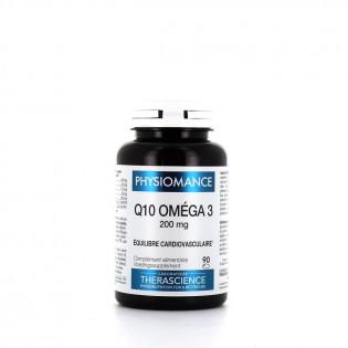 Therascience Physiomance Q10 Oméga 3 200mg 90 capsules