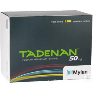 Tadenan 50 mg 60 Capsules Molles