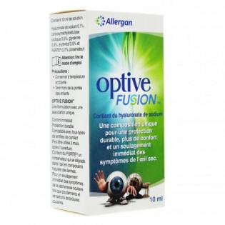 Optive Fusion Solution Ophtalmique 10 ml