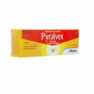 Pyralvex Gel Buccal et Gingival 15 g