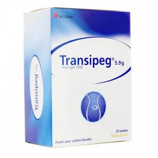 Transipeg 5,9 g 20 sachets Arôme Citron