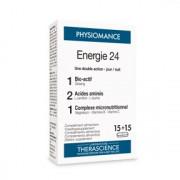 THERASCIENCE PHYSIOMANCE ENERGIE 24 FORMULE DUO JOUR / NUIT 15+15 COMPRIMES