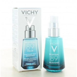 Vichy Mineral 89 Fortifiant Yeux Réparateur 15 ml