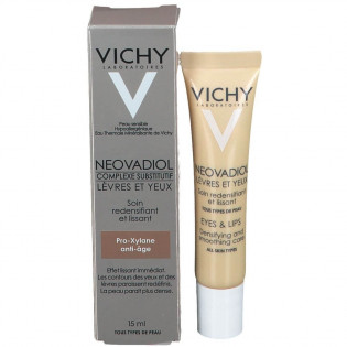 Vichy Neovadiol Complexe Substitutif Lèvres et Yeux 15 ml