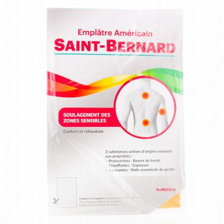Saint Bernard Emplâtre 19x30cm