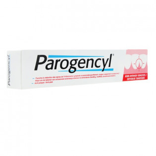 Parogencyl Sensibilité gencives. Tube de 75ML