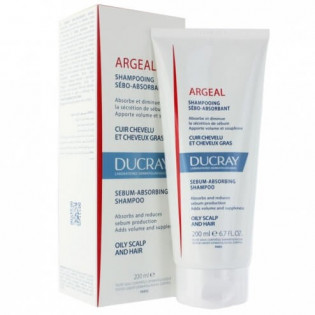 Ducray Argeal Shampooing Sébo-Absorbant 200 ml