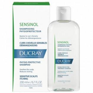 Ducray Sensinol Shampooing Traitant Cuir Chevelu Sensible 400 ml