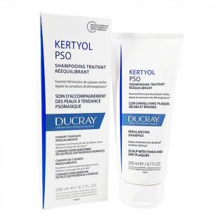 Ducray Kerytol P.S.O Shampooing Traitant Rééquilibrant 200 ml