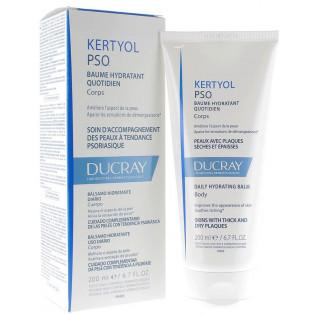Ducray Kerytol P.S.O Baume Hydratant Quotidien Corps 200 ml