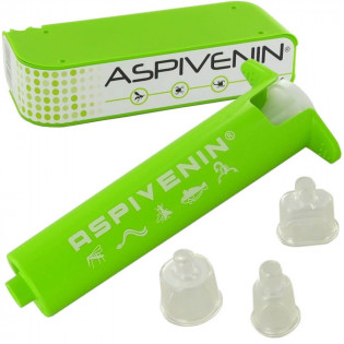 Aspivenin Kit Pompe Anti-Venin