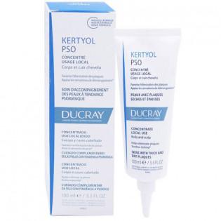 Ducray Kerytol P.S.O Concentré Usage Local 100 ml
