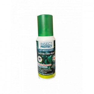 Insect Protect Anti-Moustiques Protection Peau 75 ml