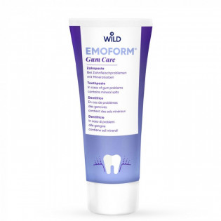 Emoform dentifrice gencives sensibles menthe. Tube de 75ML