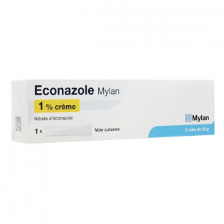 Econazole Mylan 1% Crème 30 g