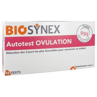 10 TESTS D'OVULATION EXACTO FIABLES PRECIS A 99%