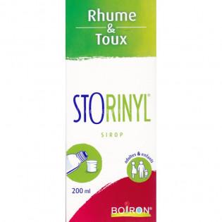 Boiron Storinyl Sirop Rhume & Toux 200 ml