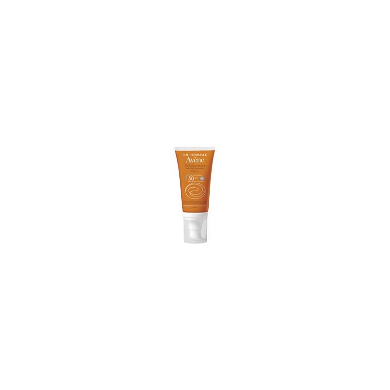 Avène Solaire Emulsion Sans Parfum SPF 50+ Visage 50 ml