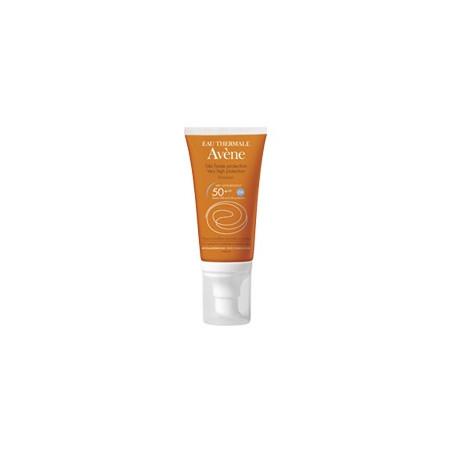 Avène Solaire Emulsion SPF 50+ Visage 50 ml