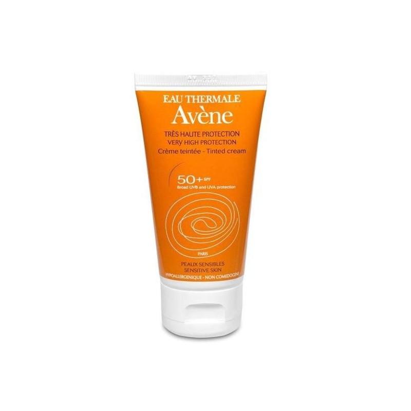 Avène Crème solaire teintée Très Haute Protection 50 + (50ML)