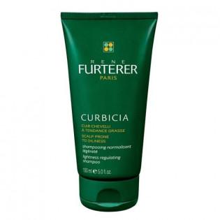 René Furterer Curbicia Shampooing normalisant légèreté. Tube de 150ml