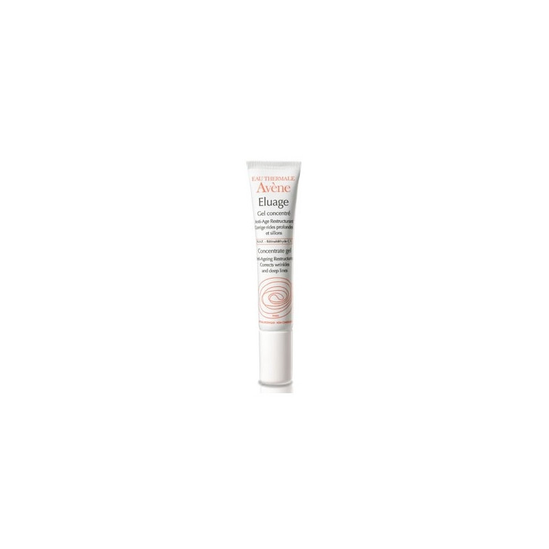 Avène Eluage Gel concentré. Tube de 15ml