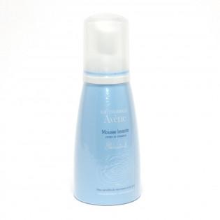 Avène Pédiatril Mousse lavante corps et cheveux. Flacon airless de 250ml