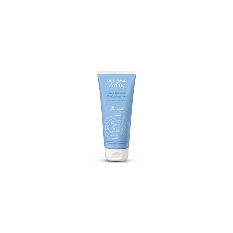 Avène Pédiatril Crème Hydratante Visage et corps. Tube 200ml