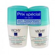 Vichy Traitement Anti-Transpirant Lot 2 Roll'on 50ml - Prix Spécial
