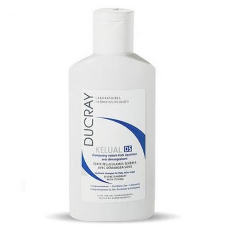 Ducray KELUAL DS Shampooing. Flacon de 100 ML
