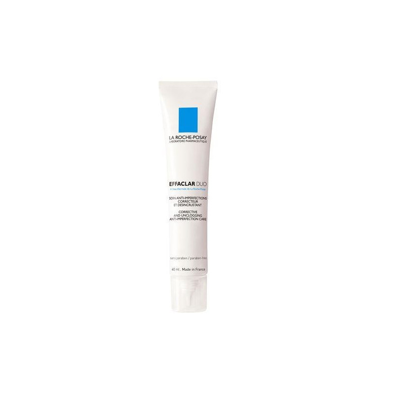 La Roche-Posay Effaclar Duo Soin anti imperfections correcteur. Tube 40ML