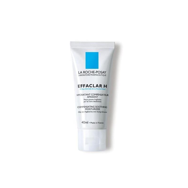 La Roche-Posay Effaclar H Hydratant Compensateur Apaisant. Tube 40ML