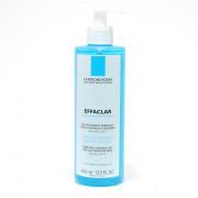 La Roche-Posay Effaclar Gel Moussant Purifiant sans savon - peau grasse. Flacon pompe 400ML