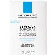 La Roche Posay Lipikar Surgras Pain Physiologique Anti-dessèchement. Pain de 150G