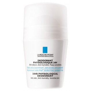 La Roche-Posay Déodorant Physiologique 24h. Roll'on 50ML