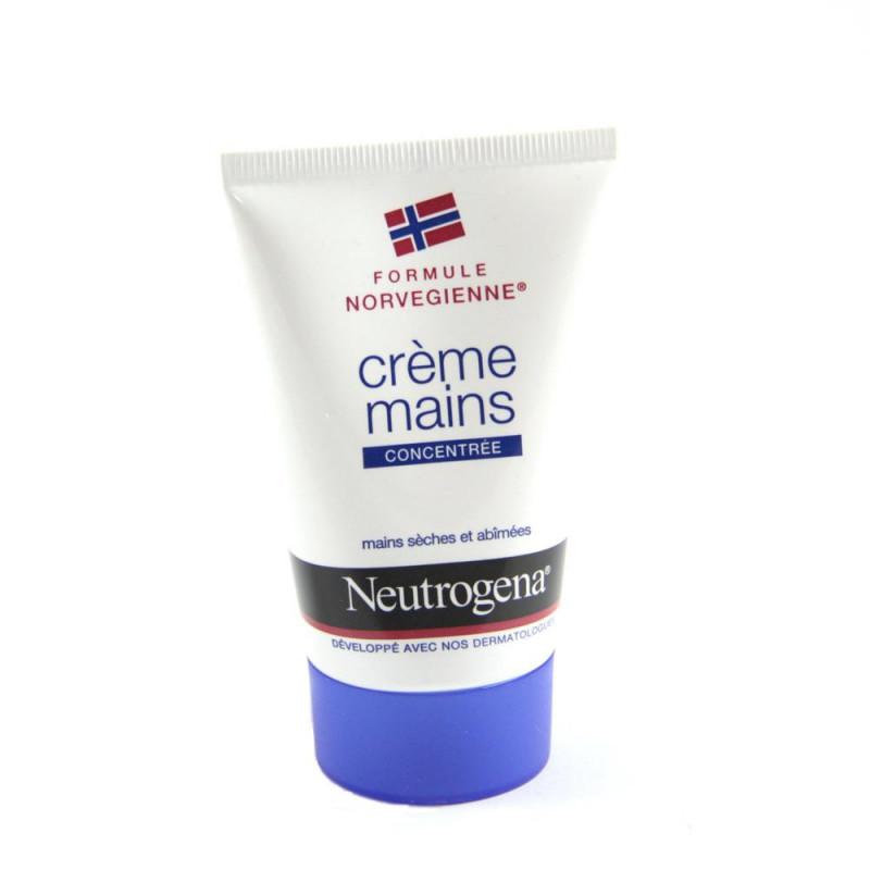 Neutrogena Crème mains parfumée. Tube de 50ML